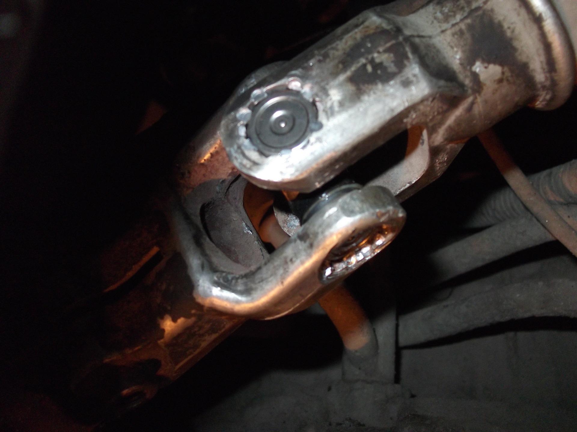 Замена рулевых тяг чери амулет своими руками