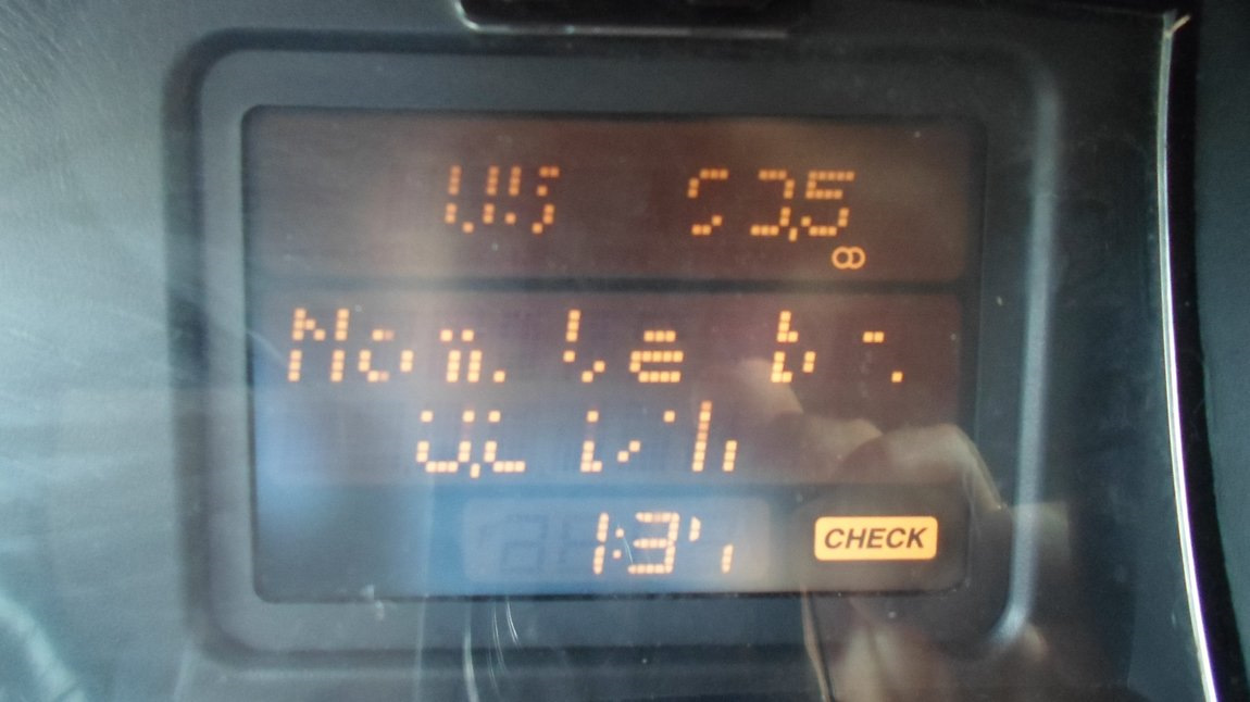 как поменять экран компа на опель омега