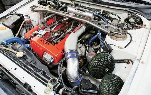 схема двигателя nissan skyline gtr r34 rb26