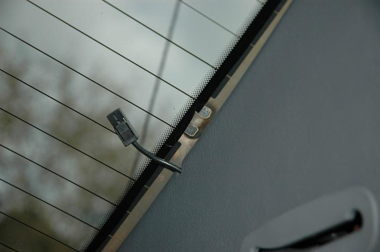 Ремонт контактов обогрева стекла своими руками