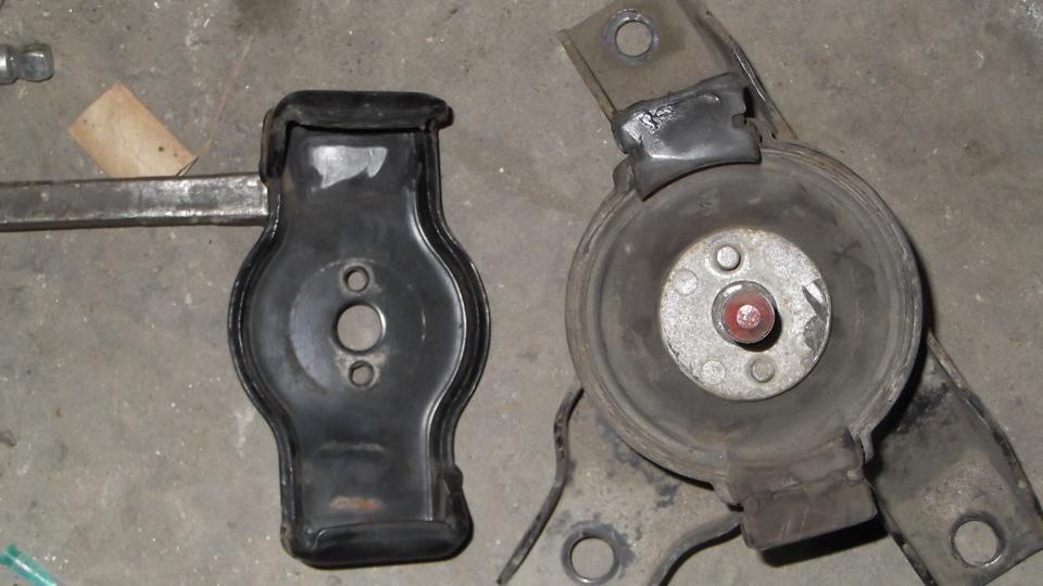 Замена опоры двигателя hyundai getz Замена заднего блок-фанаря focus 2