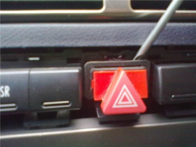не работают поворотники на audi 100/45 c4
