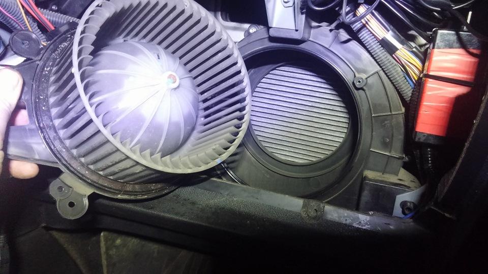 чему снится электровентилятор отопителя на уаз патриот 2012 г в фотографии