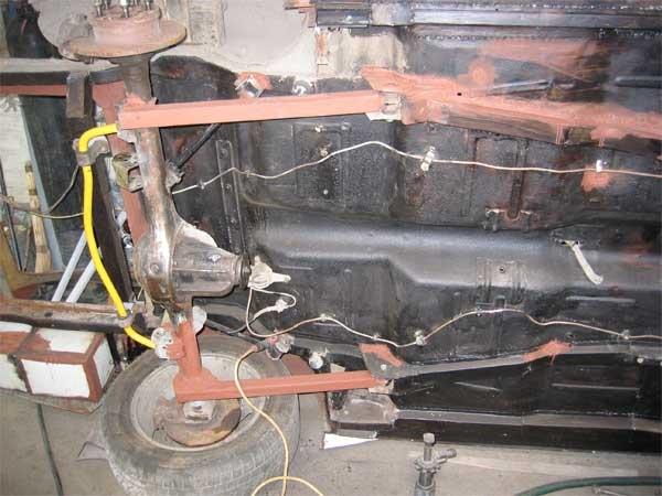 Москвич 412 тюнинг двигателя своими руками