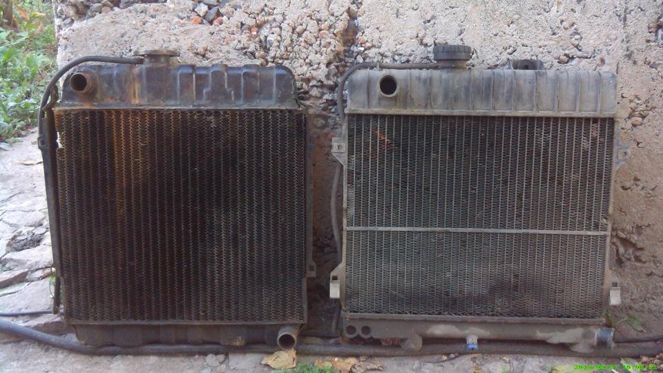 с чего подходит радиатор охлаждения на bmw 316 e-21