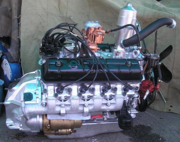 Газ 53 сборка двигателя своими руками