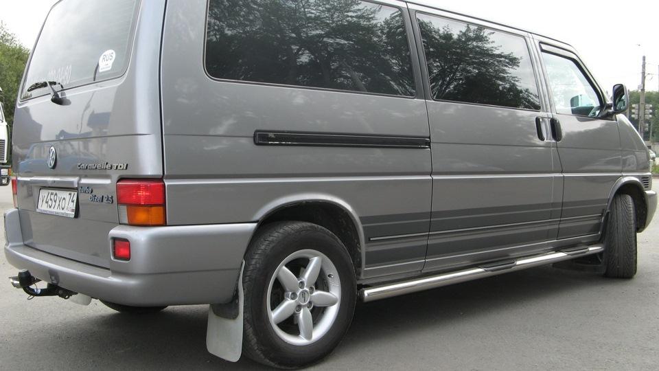 volkswagen caravelle 1997 iceracer. Black Bedroom Furniture Sets. Home Design Ideas