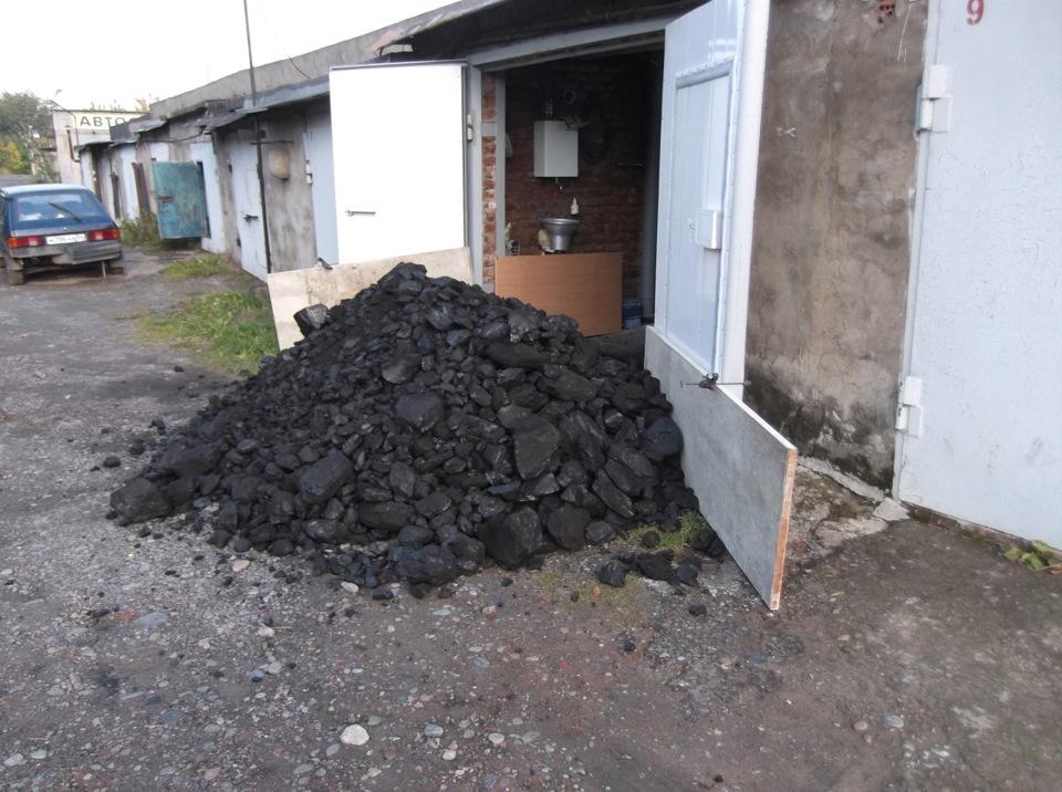Как сделать углярку чтобы не кидать уголь 196
