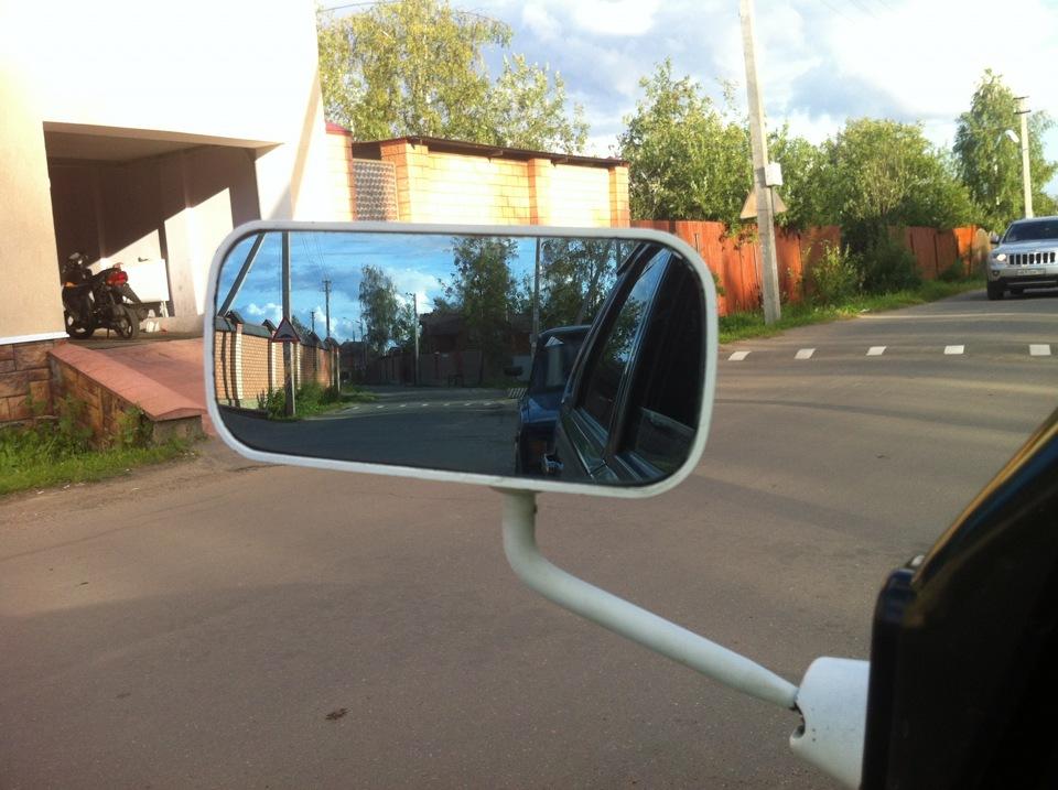 Ф1 зеркала
