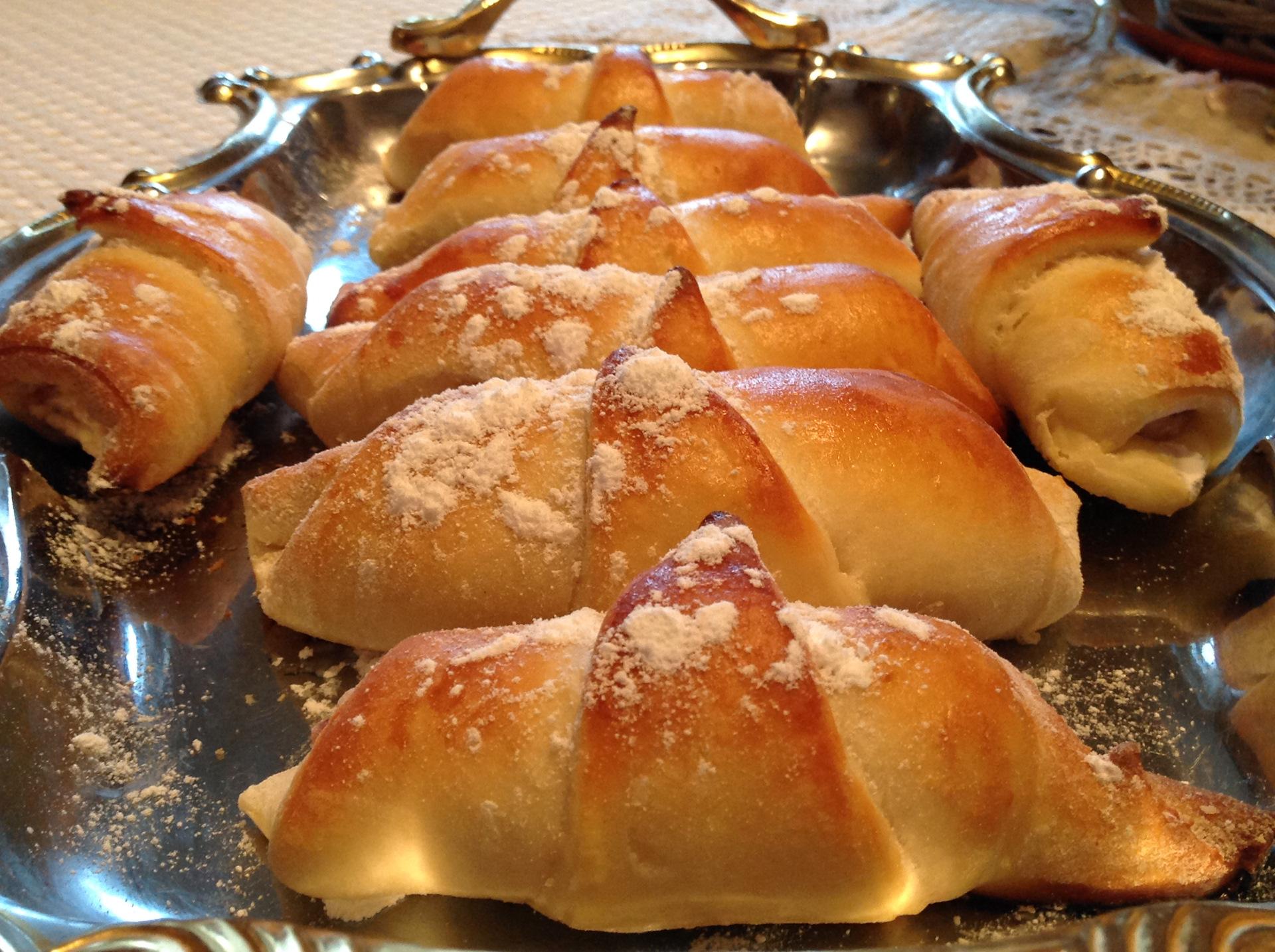 Рогалики рецепты с фото легкие в приготовлении