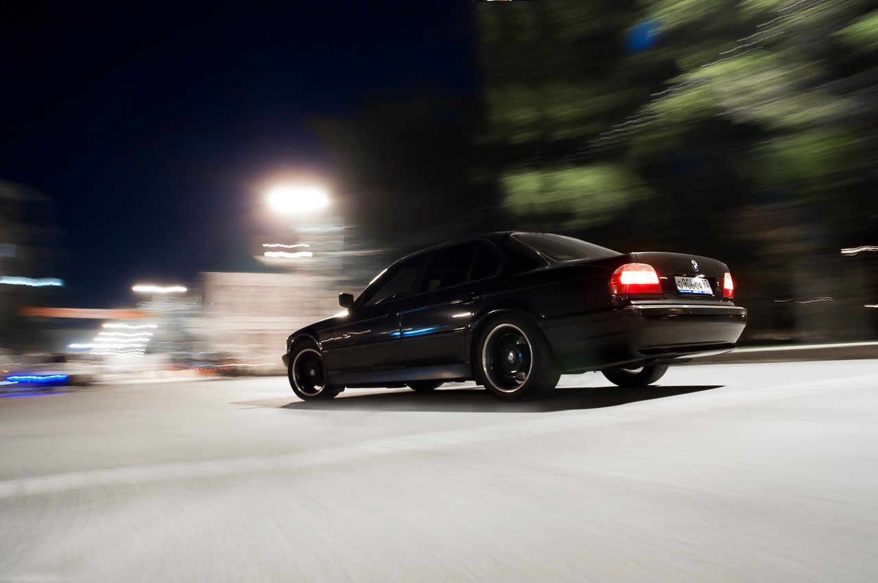 BMW E38 Club - Фотосет машинки