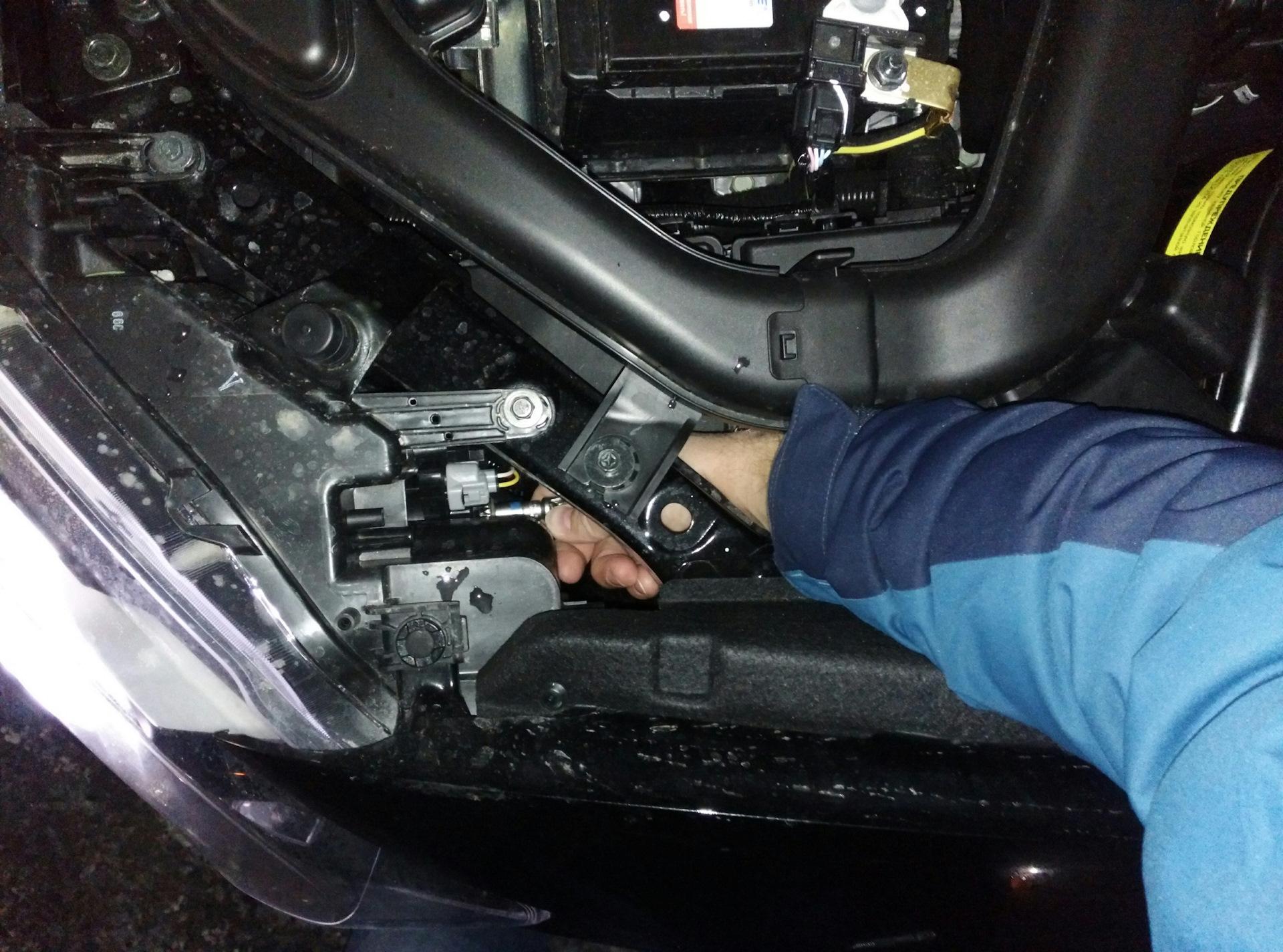Регулировка фар праворульного автомобиля своими руками фото 701