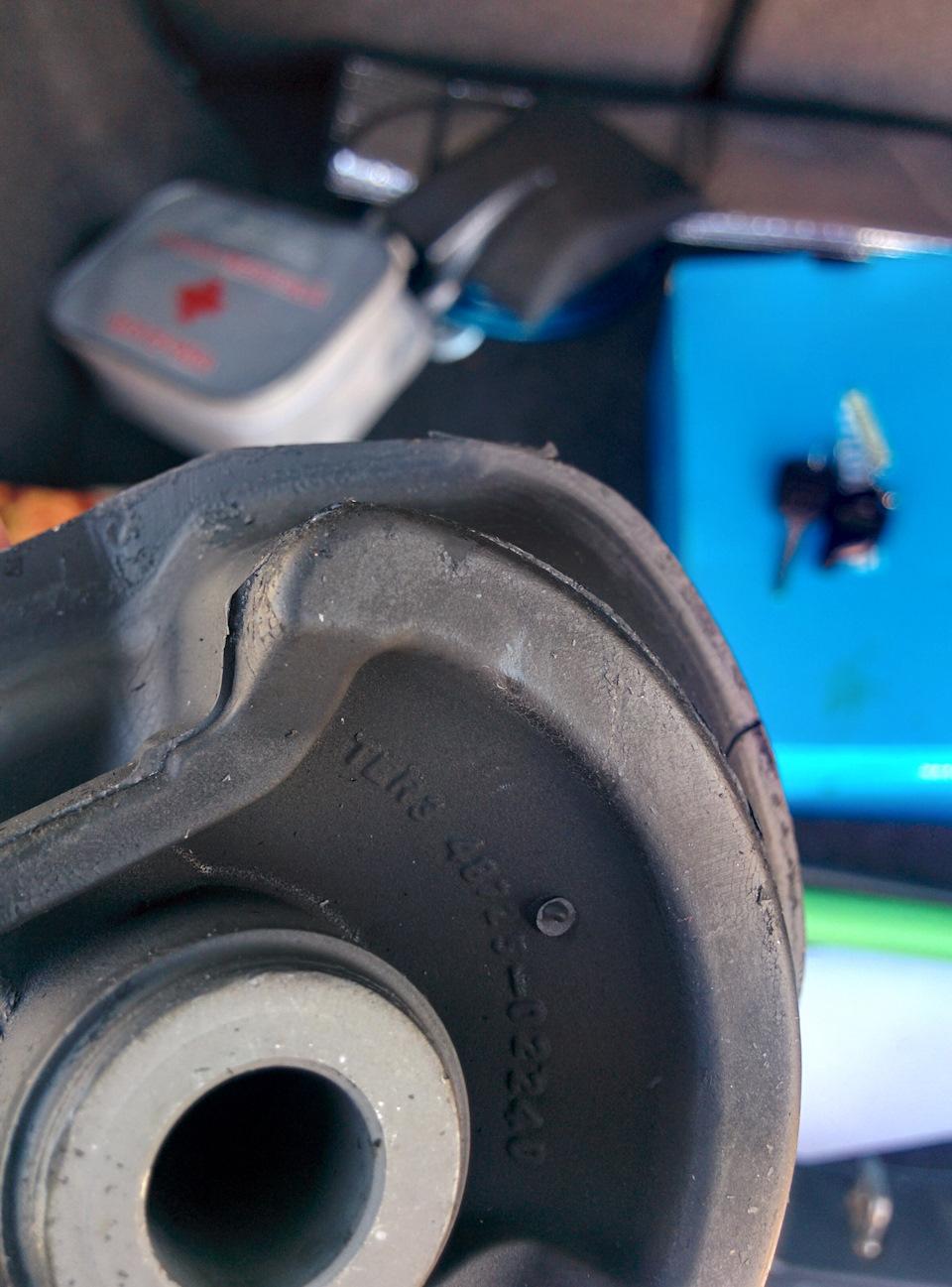 сайлентблок передний Toyota Королла #11