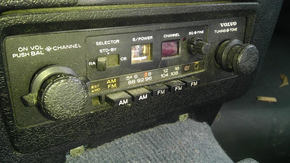 Volvo 240 Radio - Remote D B D B D D Bd D B D D D D B Direct Fit Amfm D D B D Bc D B D Bc D B D B D Bd D B D D Be D Bb D B Antenna Amfmcb - Volvo 240 Radio