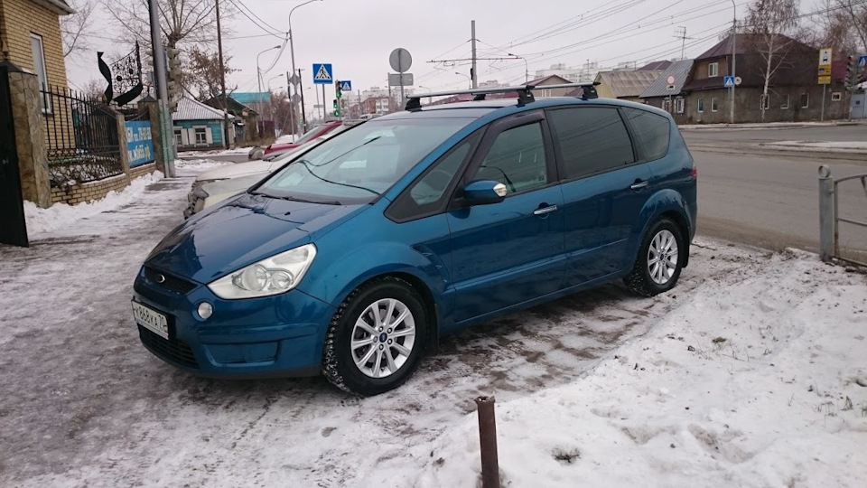 ford s max 2008 tdci акп