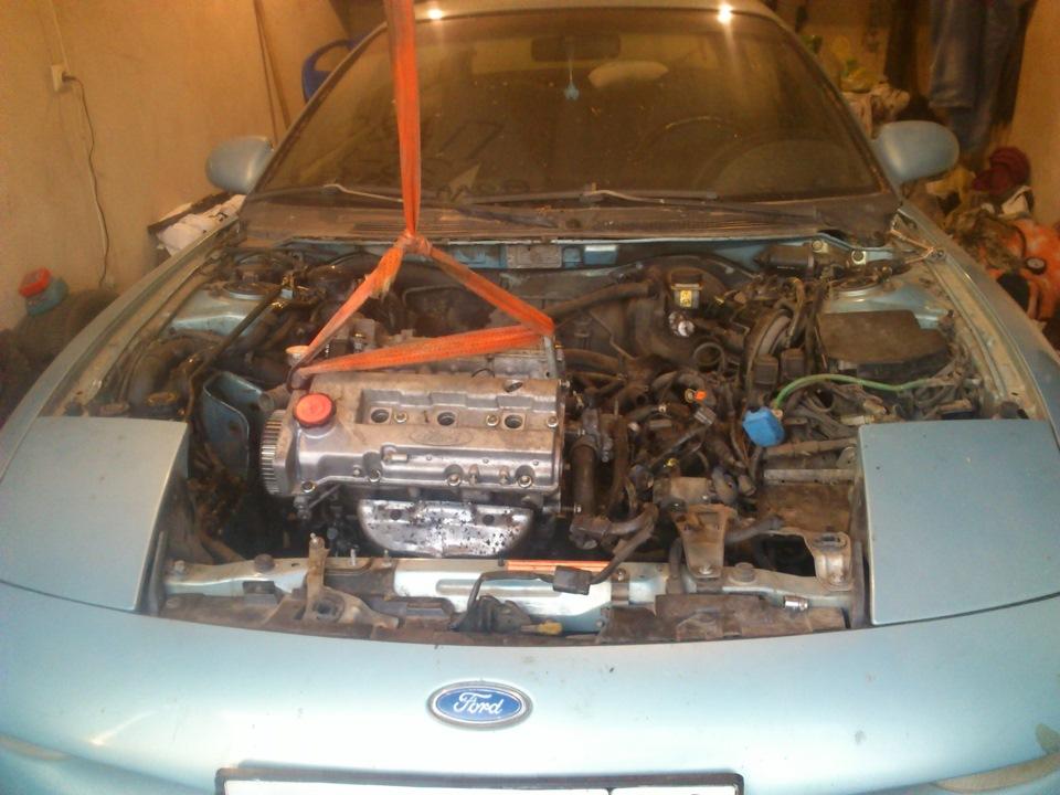 вкладыши шатунные ford probe 3.0