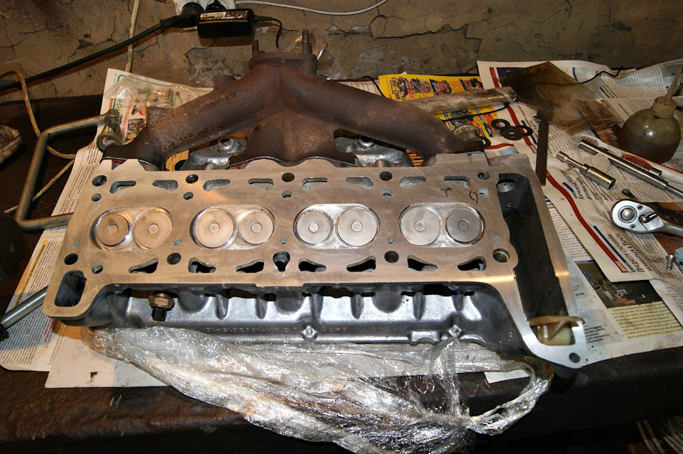 Капитальный ремонт двигателя ваз 2106 своими руками