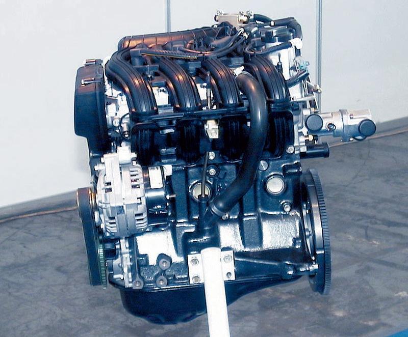 Замена двигателя ваз в 2011 году