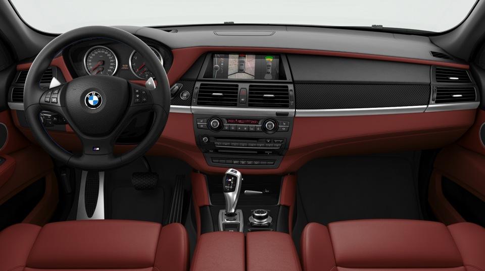 BMW Х6М