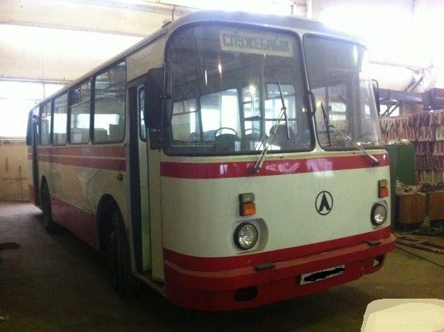 на тему автобуса ЛАЗ-695Н)