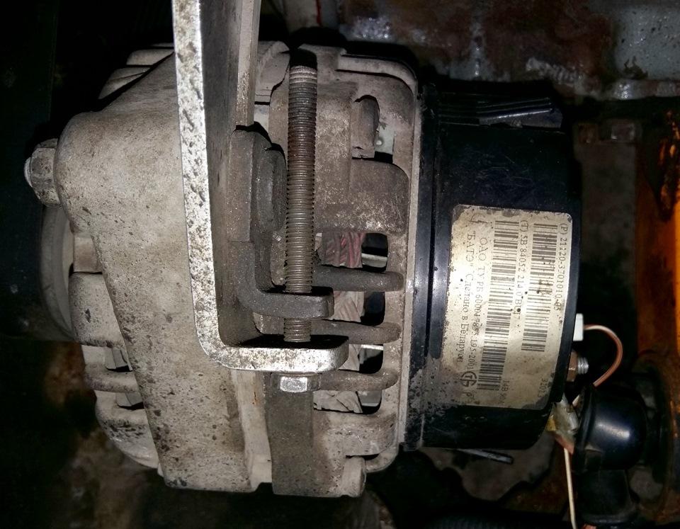 aca9b46s 960 - Трехуровневый регулятор напряжения на генератор