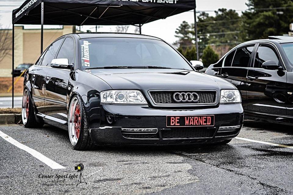 Audi a6 c5 тюнинг своими руками 64