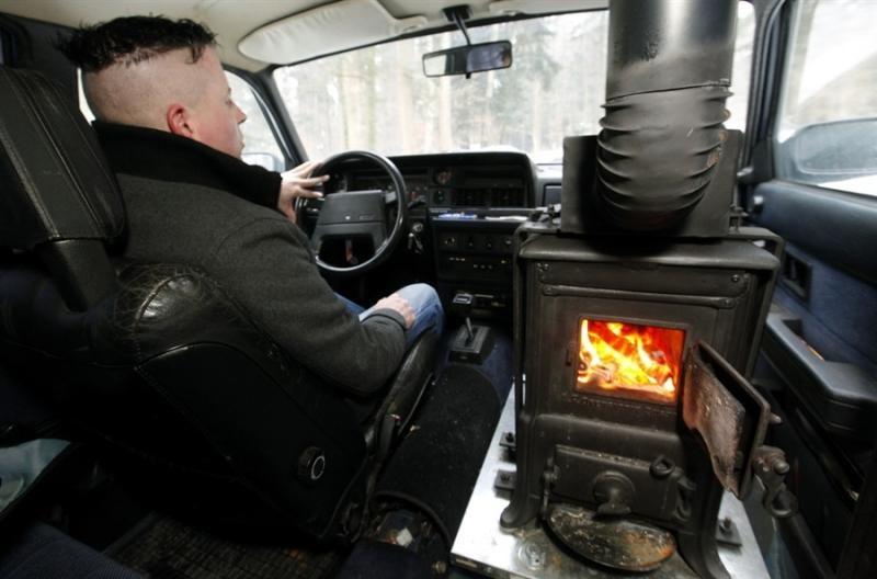 печка дует тёплым при 90 skoda octavia