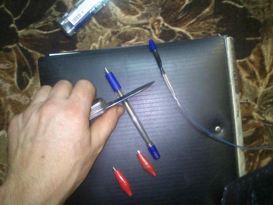 Как сделать контрольку на 12 вольт 974
