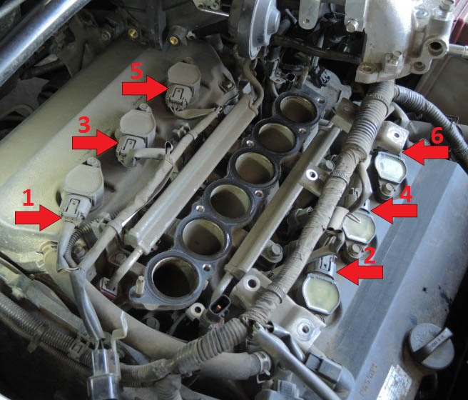 регулировка клапанов митсубиси фусо двигатель 6м61