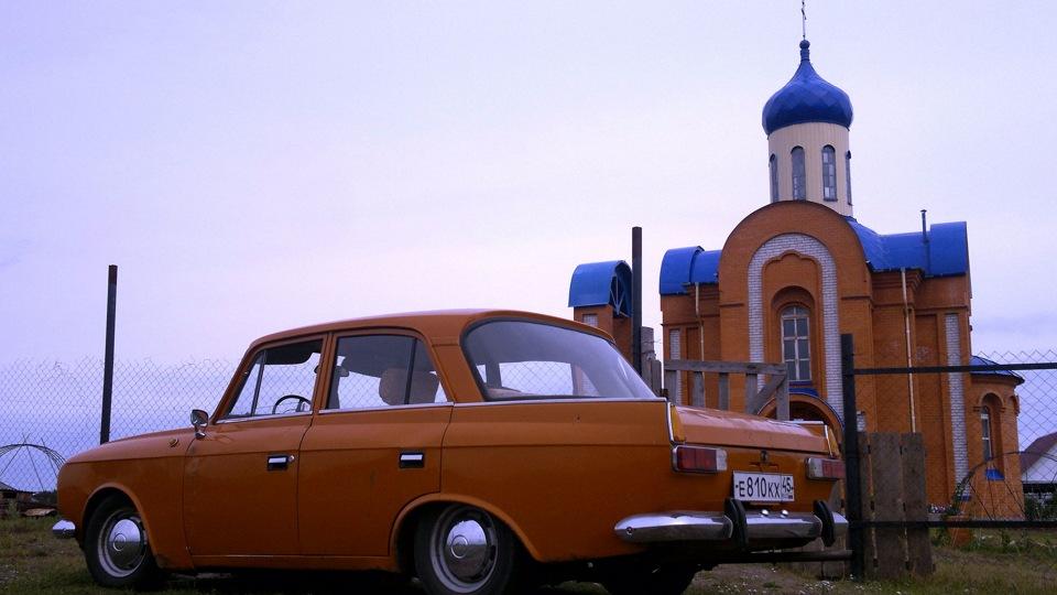 москвич 412 иж