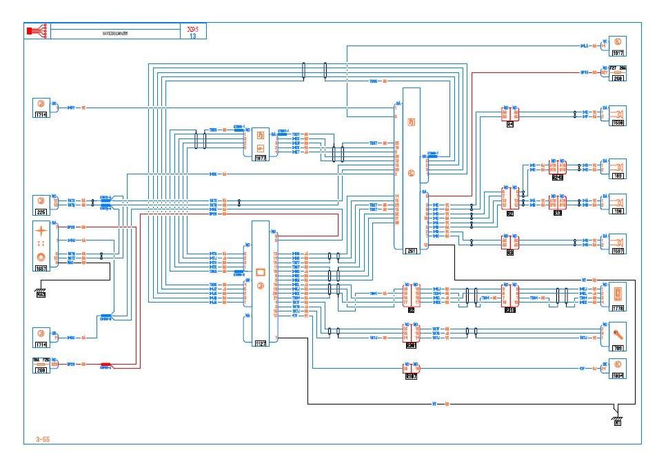 Schematic Diagram Visu 2014 R  Clio    Megane 3    Fluence  U2014 Logbook Renault Megane 3