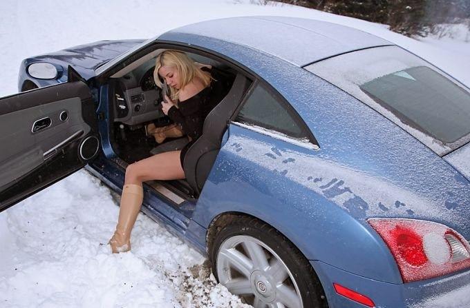 давно занимаемся девушки сами лезут в машину чем