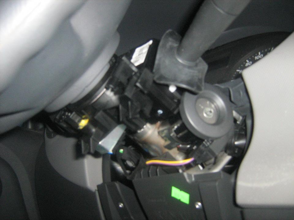 антенна иммобилайзера(сделана