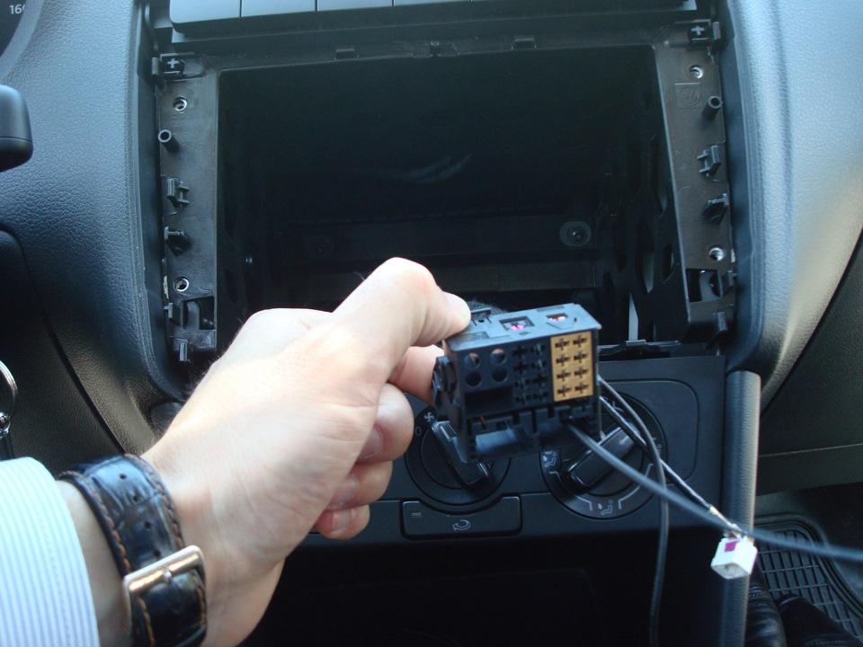Магнитола rcd 310 инструкция
