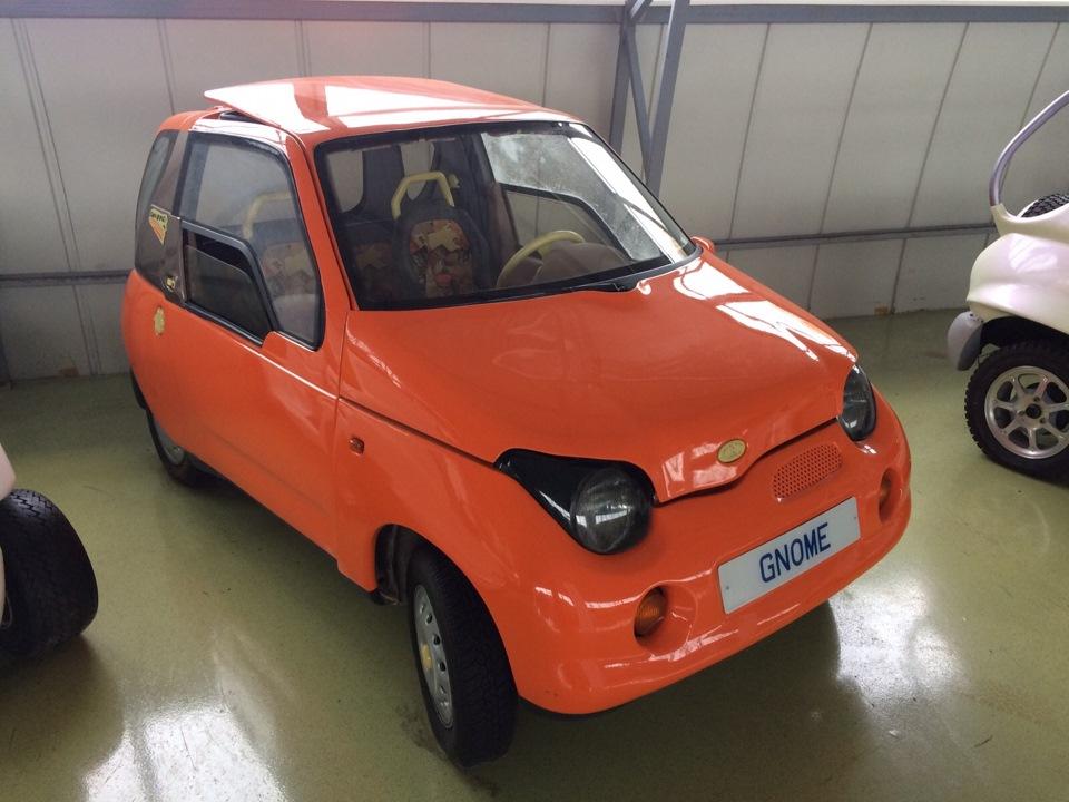 Российский мини-автомобиль «Лада Гном», который так и не стал популярным