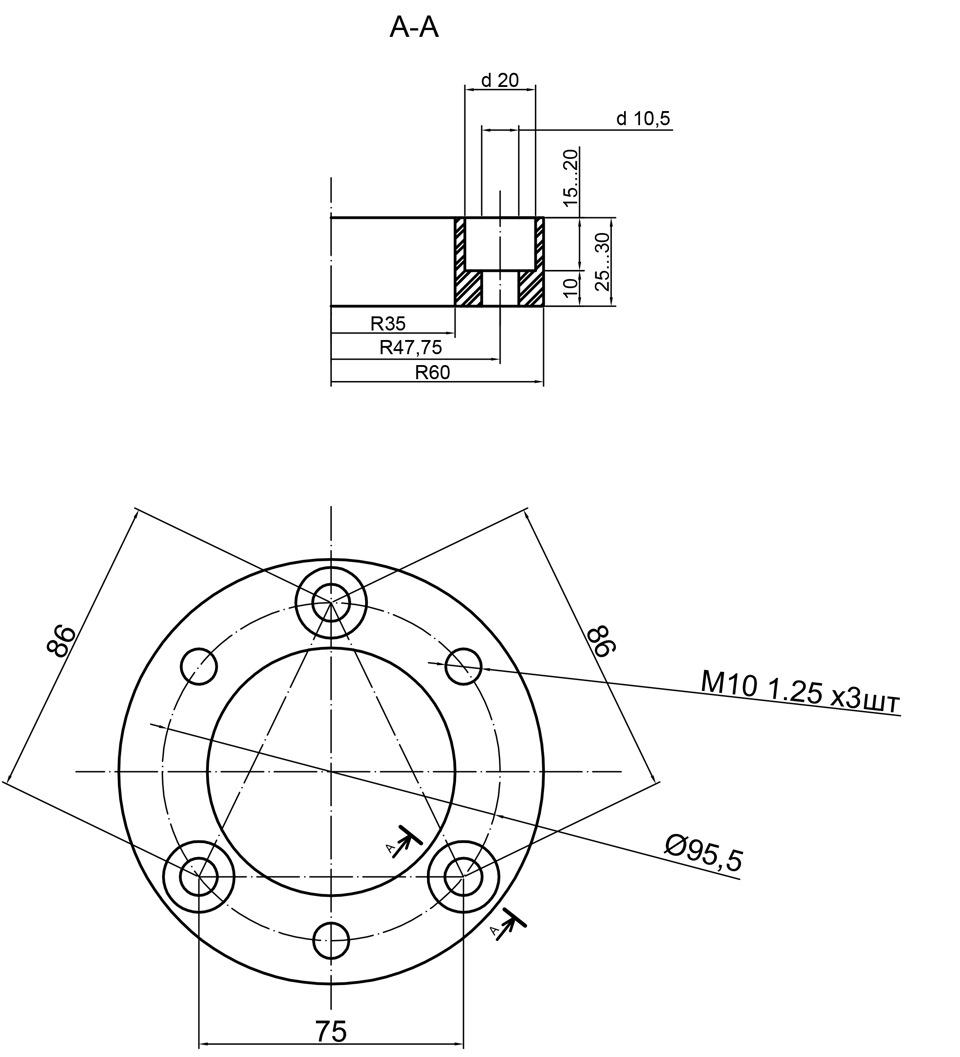 Проставки для лифта чертежи. — бортжурнал Nissan Pathfinder Следопыт ... 5f24d4c30ad