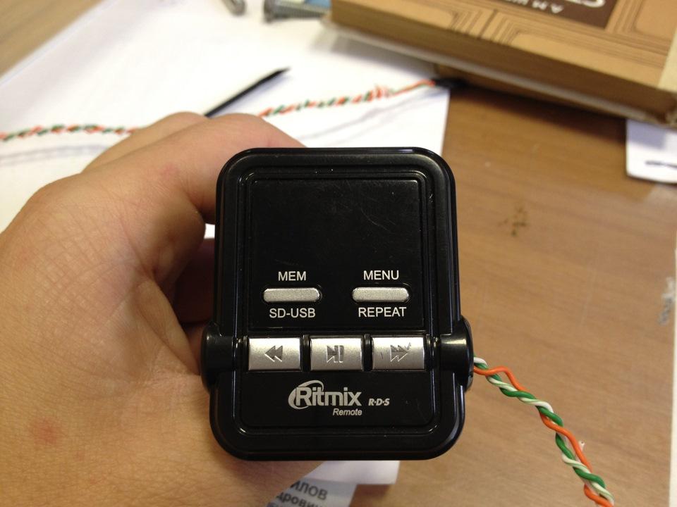 Почему фм-модулятор не видит флешку