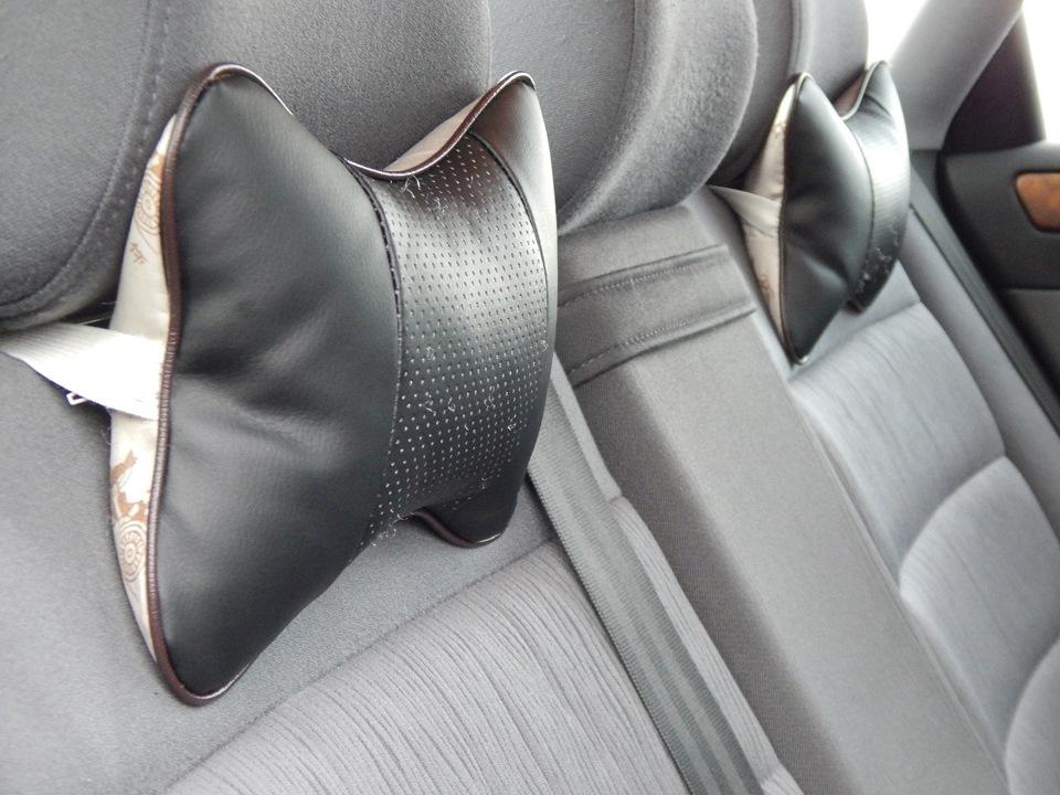 """Автомобильные подушки на подголовники сидений. - Сообщество """"Made in China (вся правда о китайских интернет-магазинах)"""" на DRIVE"""