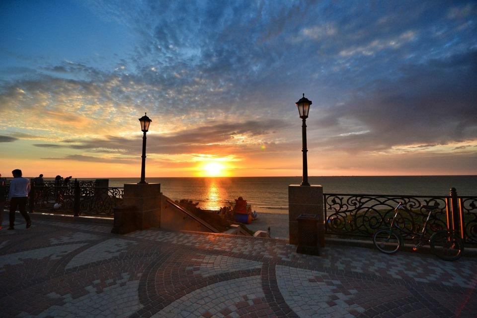 Массандра фото пляжей и набережной цены