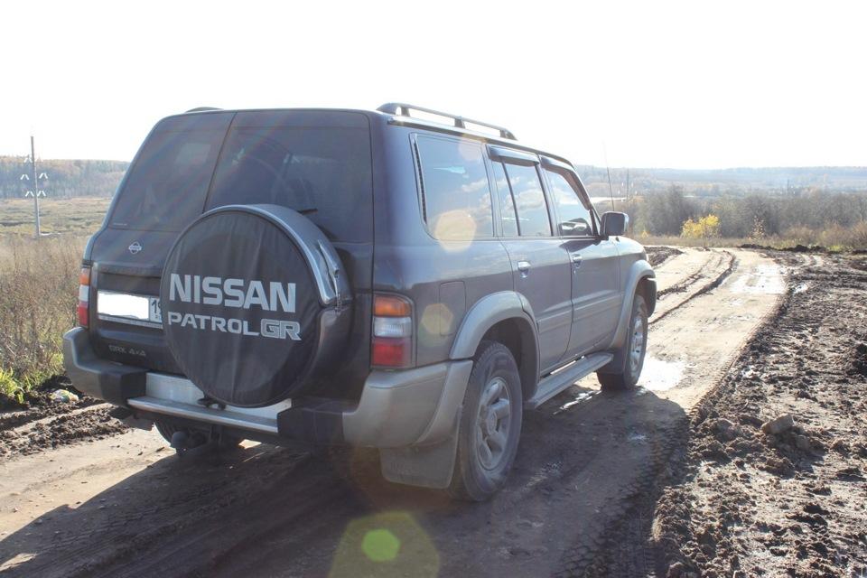 265 70 к17 nissan patrol y61