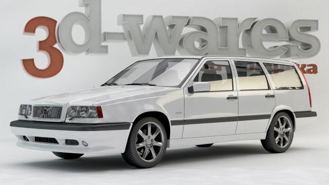 volvo 850 1997 г. 2.5 дизель отзывы