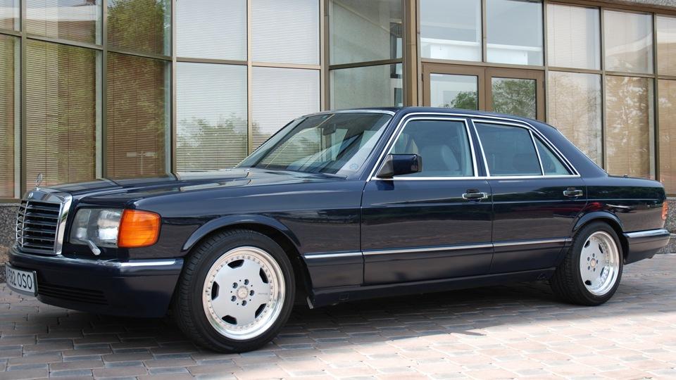 Mercedes benz se class w126 300 se drive2 for Mercedes benz 300 se