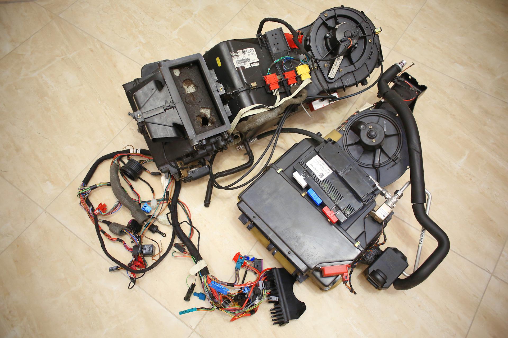 Транспортер т4 установка кондиционера монтаж элеватора водоструйного