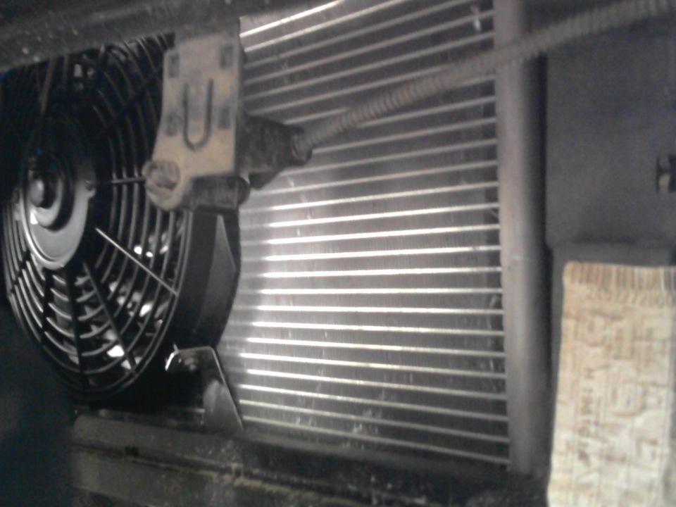 установка кондиционера фрост на фольксваген поло седан
