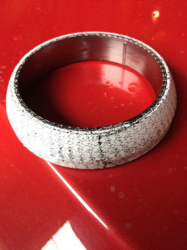 кольцо приёмной трубы mazda6 2.0 2008