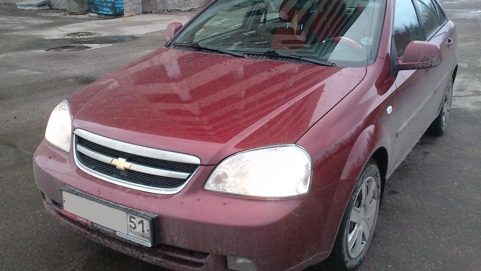 Chevrolet nubira sedan 2004 201309 photos (2048x1536)