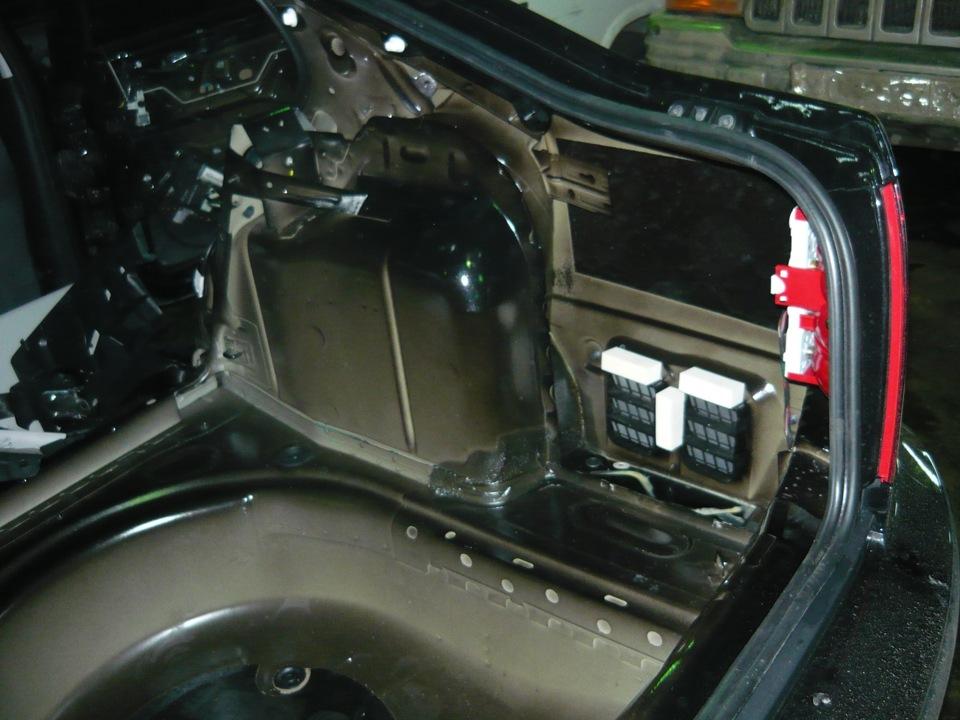 Автозвук для шкоды октавии тур фото 539-242