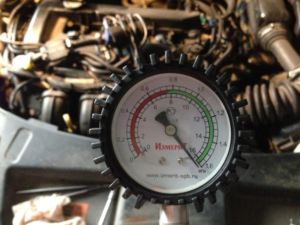 Фото №23 - ВАЗ 2110 разная компрессия в цилиндрах