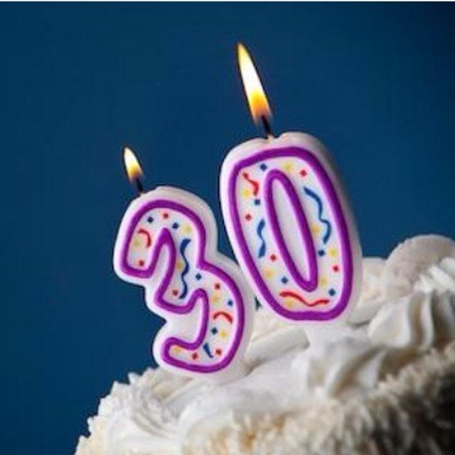 день рождения 30 лет картинки
