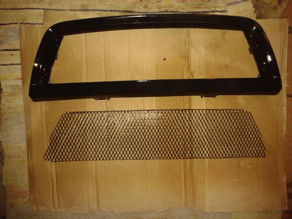 Переделка решетки радиатора Часть 2 - бортжурнал Chery Amulet Мулька 2007 года на DRIVE2